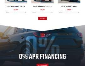 #6 для Need a Website Built for my Auto Body Shop от tanjina4