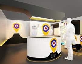 Nro 29 kilpailuun Designs for Tradeshow Exhibition Stand käyttäjältä alisefat