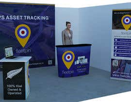 #27 untuk Designs for Tradeshow Exhibition Stand oleh salomegb123