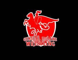 #33 untuk General McLane wrestling logo oleh Roybipul