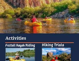 """#4 for create a """"Rack Card"""" of services provided at Saguaro Lake Guest Ranch by AbhishekAone"""