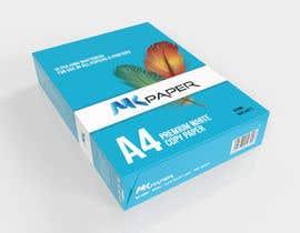 #20 for A4 paper ream and box design af samratrajgd
