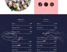 #44 untuk Restaurant Website Design oleh msourov17