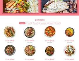 #54 untuk Restaurant Website Design oleh goyalatul47