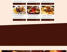 #50 untuk Restaurant Website Design oleh utshossm