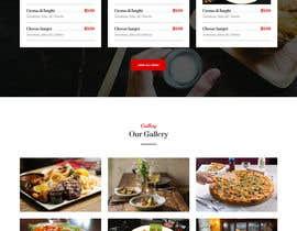 #27 untuk Restaurant Website Design oleh AbdullahAlShihab