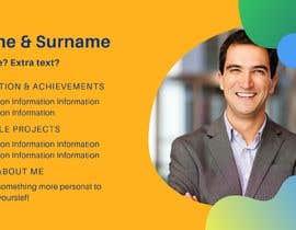 #19 cho One Powerpoint Slide ; My Self Introduction, Theme: corporate yet creative bởi DesignerZ506