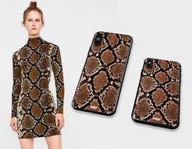 #81 for Animal / safari print phone cases by albeunitech