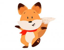 nº 8 pour I need an animation for my Fox. He needs to be cute, fun. Good for a children's invite. par ReadyPlayer01
