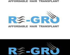 #36 for Re-Gro  Hair Transplant LOGO by Wooddoost