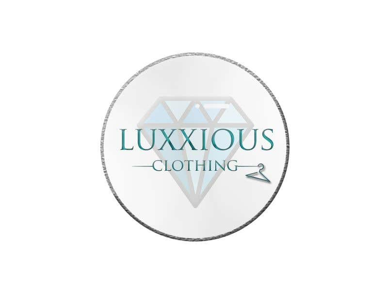 Konkurrenceindlæg #3 for I recently started a clothing business called Luxxious Clothing and i need a logo to go with my name! I'm looking for something that represents luxury - such as diamonds! Maybe even somehow make the word 'Luxxious'  into a diamond shape perhaps?
