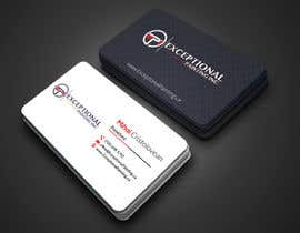 #406 para Create Luxurious Business Card de sobujhasan226