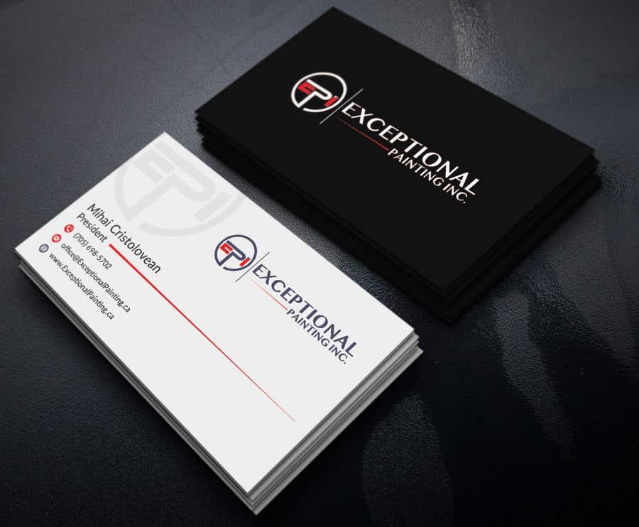 Конкурсная заявка №230 для Create Luxurious Business Card