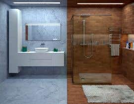 #32 para Design a bathroom Layout/ rendering por na4028070