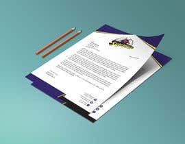 #87 for stationary for business by farhanagraphic