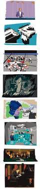 Konkurrenceindlæg #24 billede for Illustrate 8 pictures for a digital presentation