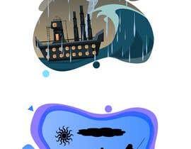 Nro 46 kilpailuun Illustrate 8 pictures for a digital presentation käyttäjältä denkokaja