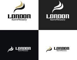 #159 for LDN Hair & Beauty Logo Design af charisagse