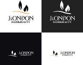 #166 for LDN Hair & Beauty Logo Design af charisagse