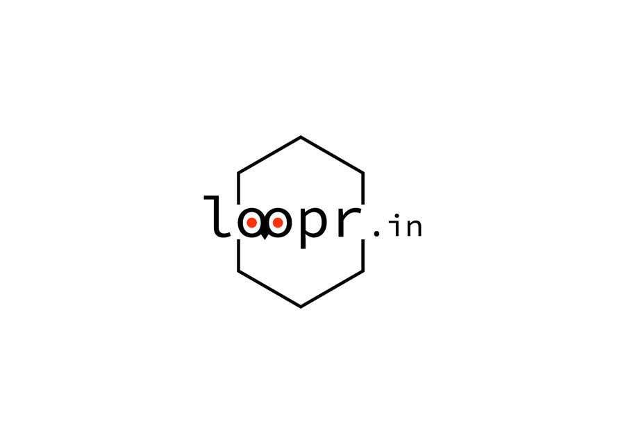 Konkurrenceindlæg #55 for Epic Logo Design for loopr.in