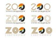 """Graphic Design Konkurrenceindlæg #37 for logo for a project. It is a Pet/Zoo Store called """"Zoo Conciergerie"""""""