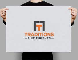 #54 for Traditions Fine Finishes Logo by logoexpertbd