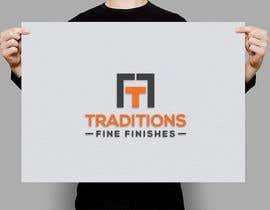 Nro 54 kilpailuun Traditions Fine Finishes Logo käyttäjältä logoexpertbd