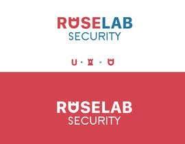 Nro 76 kilpailuun RuseLab Security logo design käyttäjältä simohamedlatrach