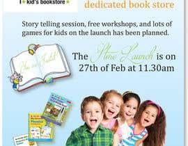 #7 cho Design a Flyer for a kids book store bởi jassna