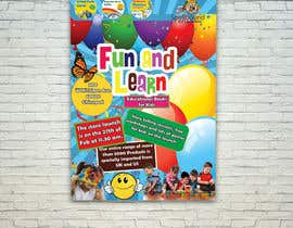 #5 cho Design a Flyer for a kids book store bởi bojanantonijevic