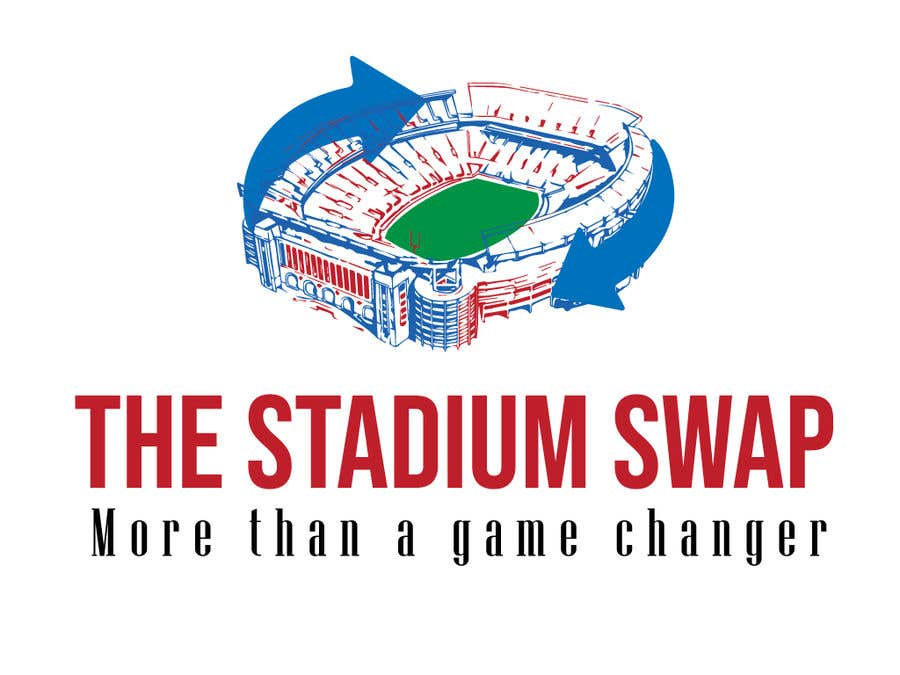 Konkurrenceindlæg #991 for The Stadium Swap Logo