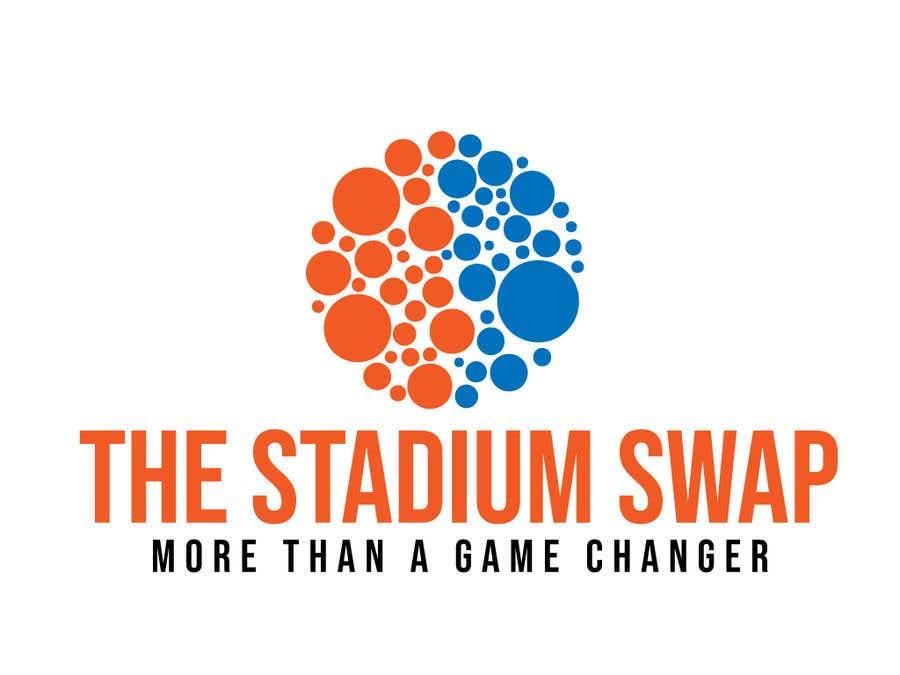 Konkurrenceindlæg #1024 for The Stadium Swap Logo