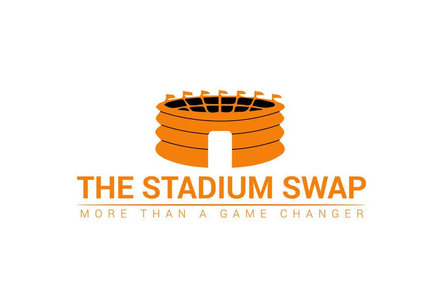 Konkurrenceindlæg #581 for The Stadium Swap Logo