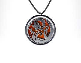 #23 para Stainless Steel Jewelry Designs - Dragon Oil Diffuser Locket por ahmedkhalil1994