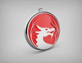 #39 cho Stainless Steel Jewelry Designs - Dragon Oil Diffuser Locket bởi s1lv3rh3art