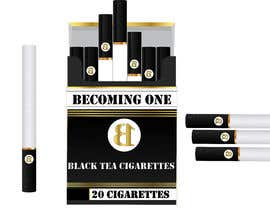 #68 for Professional Cigarette Box Design with Modern Style af subhavtrehan