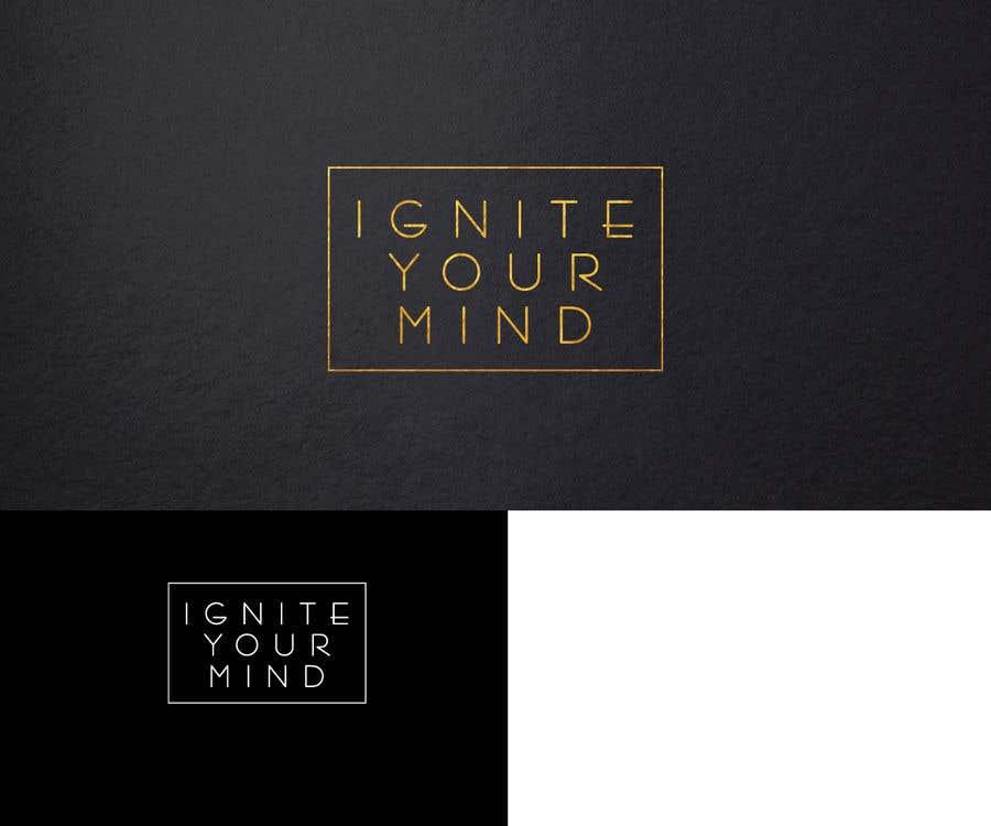 """Penyertaan Peraduan #182 untuk Logo Design for """"Ignite Your Mind"""""""