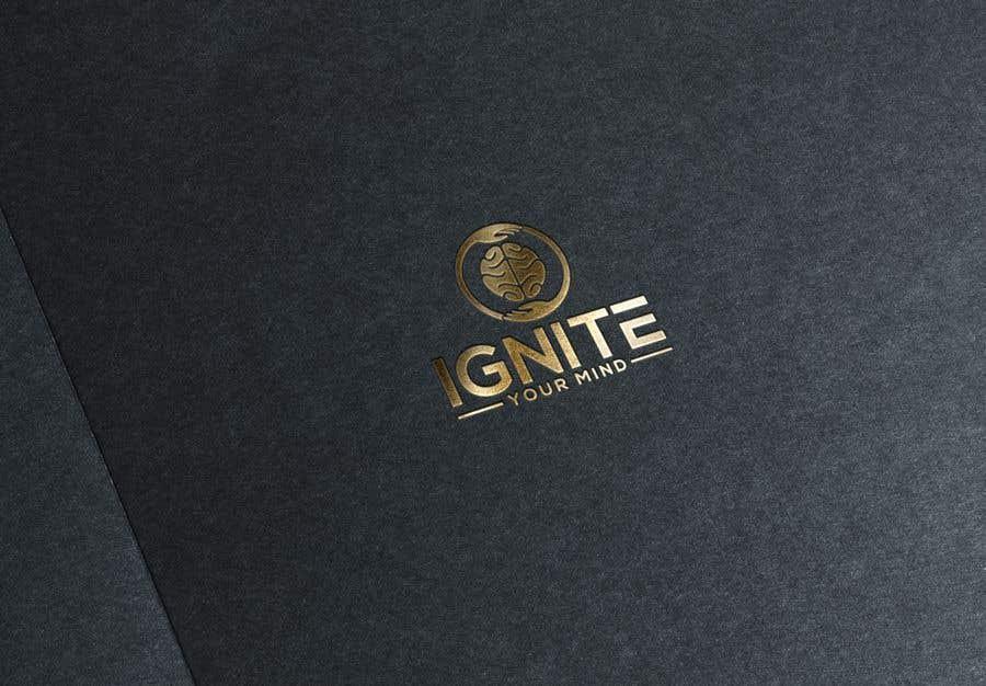 """Penyertaan Peraduan #241 untuk Logo Design for """"Ignite Your Mind"""""""
