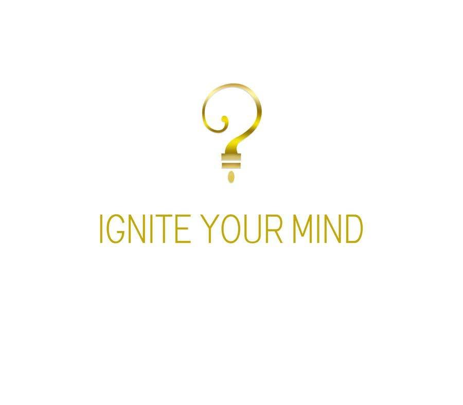"""Penyertaan Peraduan #445 untuk Logo Design for """"Ignite Your Mind"""""""