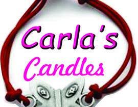 "vw8166895vw tarafından Design a logo for ""Carla's Candles""' için no 107"