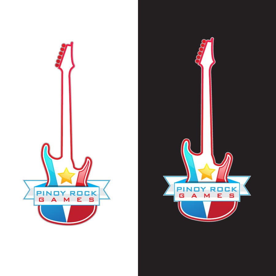 Logo Design Contest Entry #10 for Logo Design for Pinoy Rock Games