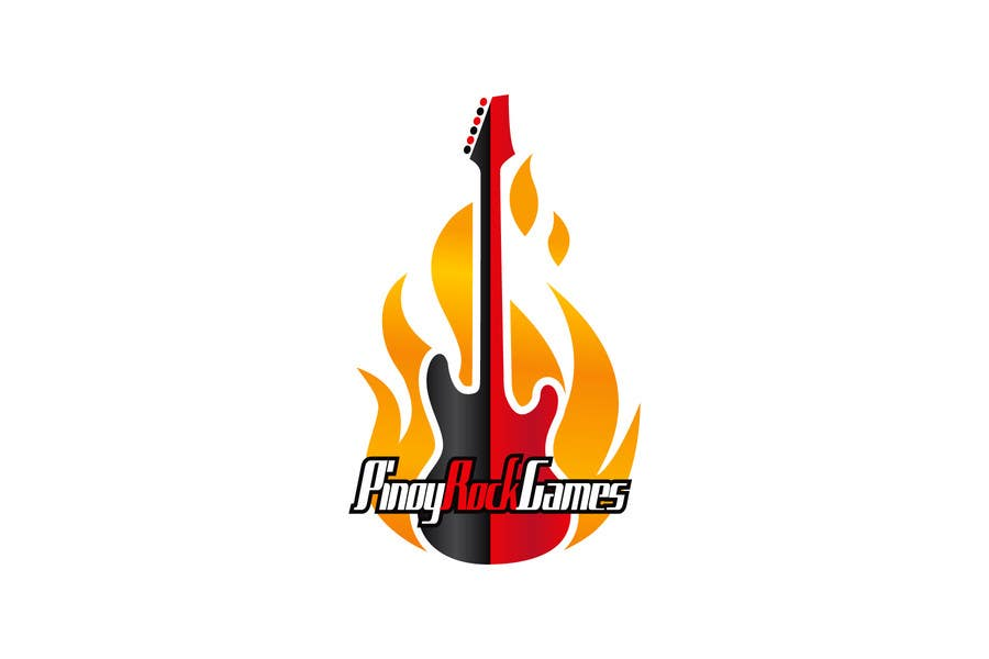 Contest Entry #39 for Logo Design for Pinoy Rock Games
