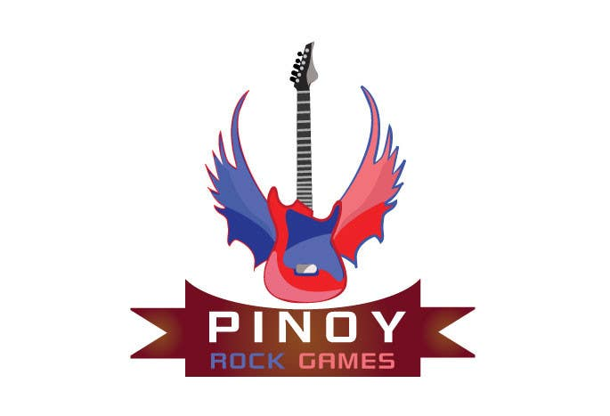 Contest Entry #28 for Logo Design for Pinoy Rock Games