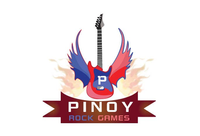 Logo Design Contest Entry #29 for Logo Design for Pinoy Rock Games