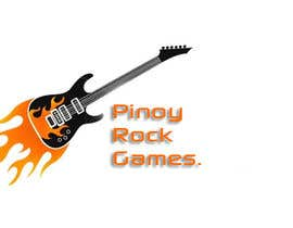 nº 30 pour Logo Design for Pinoy Rock Games par naveenjan