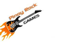 nº 32 pour Logo Design for Pinoy Rock Games par naveenjan