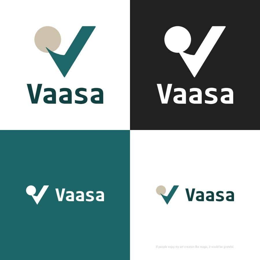 Kilpailutyö #141 kilpailussa Vaasa Group Logo