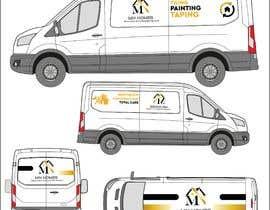 #4 для Van/Truck Design от AshrafAliKhan007