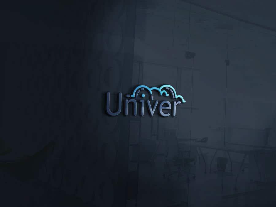 Bài tham dự cuộc thi #221 cho Univer logo