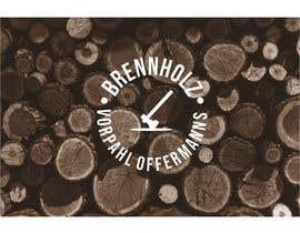 #170 pentru Firewood company searching for logo design de către vectorowelove